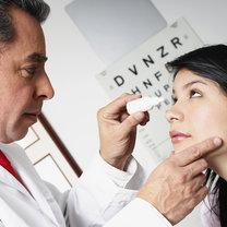 sposoby na opuchliznę oka - krok 1