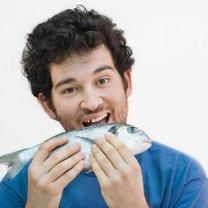 jedzenie ryb