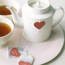 herbata na Walentynki