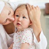 gorączka u dziecka - krok 3