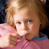 gorączka u dziecka - krok 6