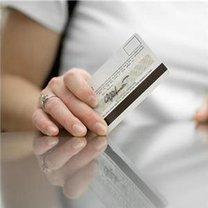 używanie karty kredytowej