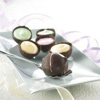 czekoladowe jajka dla alergików