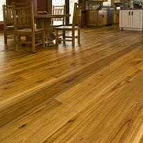 drewniane podłogi - czyszczenie