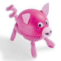 pisanka - świnka
