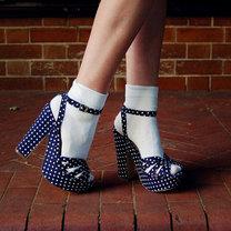rozbijanie nowych butów - krok 1