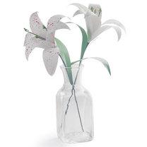 lilie z papieru