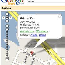 wizytówka na Google Maps