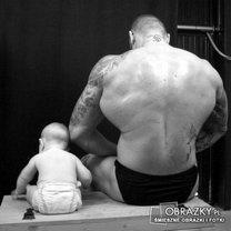 ojciec syn dziecko rodzice autorytet