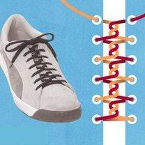 sznurówki - zakręcone.