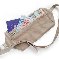 saszetka na pieniądze