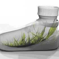 odświeżone buty