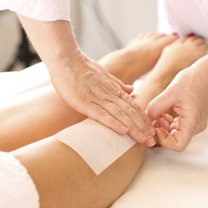 sposoby na ból przy depilacji - krok 2