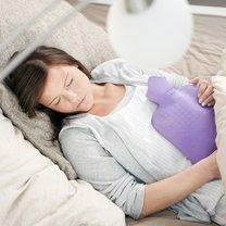 sposoby na ból brzucha - krok 1