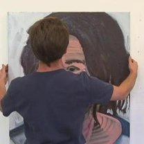 wieszanie obrazu