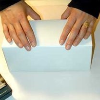 pakowanie prezentu - krok 5.