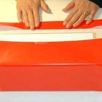 pakowanie prezentu - krok 6.