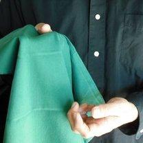sztuczki magiczne z chusteczką