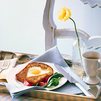 śniadanie do łóżka dla mamy