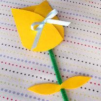 kartka na Dzień Matki - zrób to sam