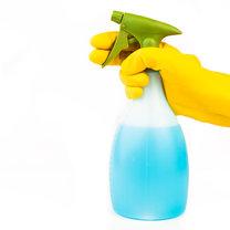 usuwanie zapachu moczu - sposób 2