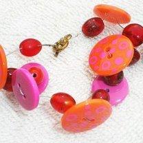 bransoletka z guzików