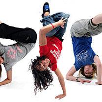 tancerze hip hop