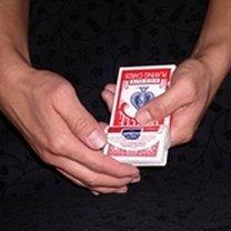odgadywanie karty - krok 3.