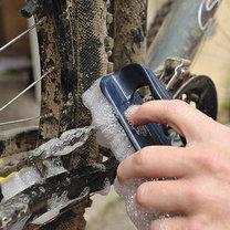 mycie łańcucha rowerowego