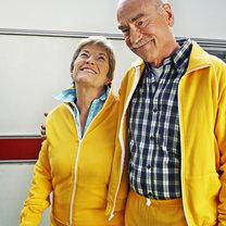 kolory ubrań - żółty