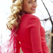kolory ubrań - czerwony