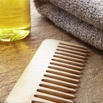 domowe odżywki do włosów - przepis 1
