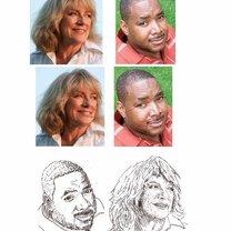 rysowanie twarzy 8