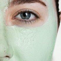 maseczka z zielonej glinki