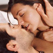 namiętne pocałunki