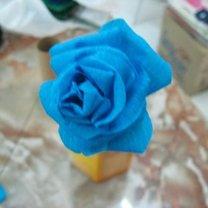 róże z papieru - krok 25.