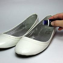 nieprzyjemny zapach butów - sposób 1