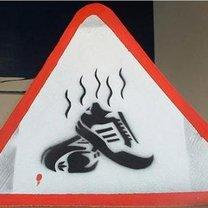 nieprzyjemny zapach z butów