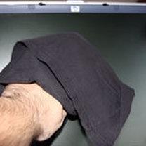 czyszczenie ekranu monitora