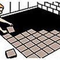 kładzenie płytek podłogowych - krok 6.