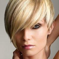 włosy cienkie - przykładowa fryzura 1.