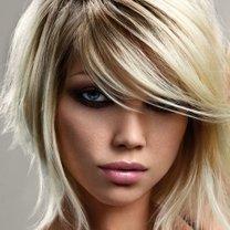 włosy cienkie - przykładowa fryzura 2.