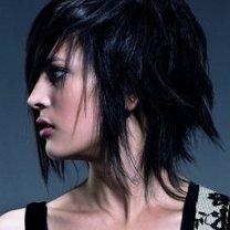 włosy cienkie - przykładowa fryzura 7.