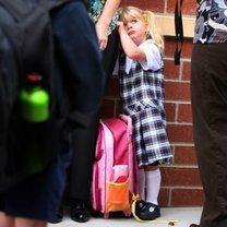pierwszy dzień w szkole
