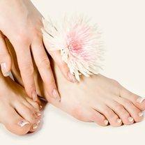 Zadbane dłonie i stopy