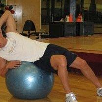 ćwiczenia mięśni brzucha - 4.