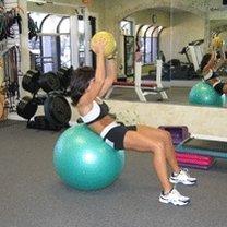 ćwiczenia mięśni brzucha - 9.