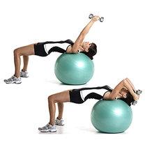 ćwiczenie na triceps