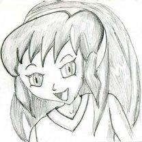 twarz anime