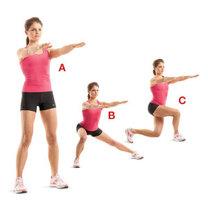 rozciąganie - ćwiczenie 9.